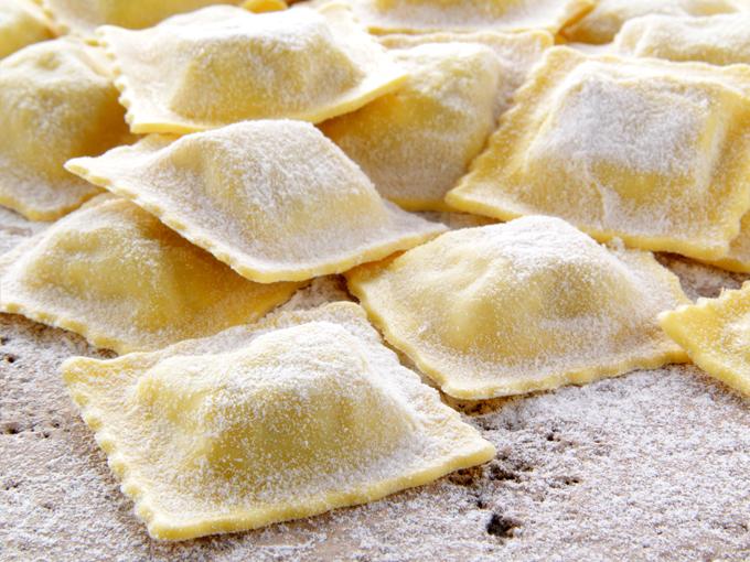 Ricetta Ravioli Sardi Fatti In Casa.Ravioli Sardi Tutti I Tipi Dolci E Salati Botteega Blog