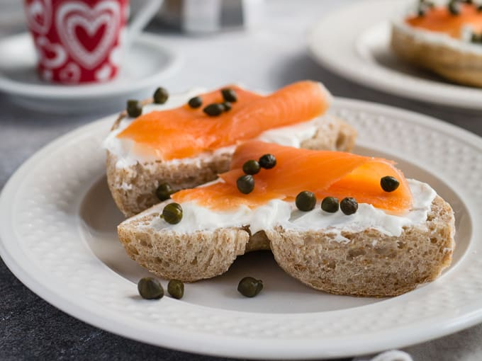 salmone-formaggio-colazione-proteica